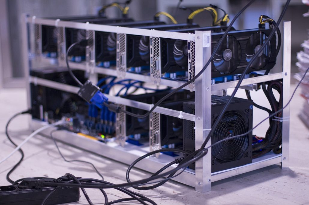 Cryptocurrency blockchain mining