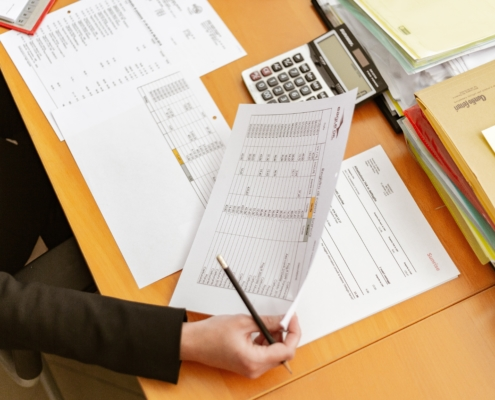 common invoicing mistakes